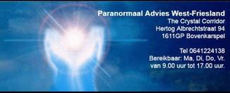 paranormaal advies west-friesland