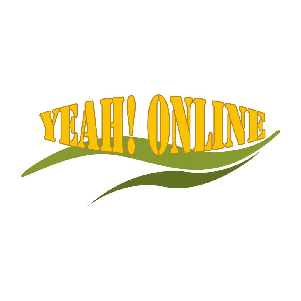 yeah online logo